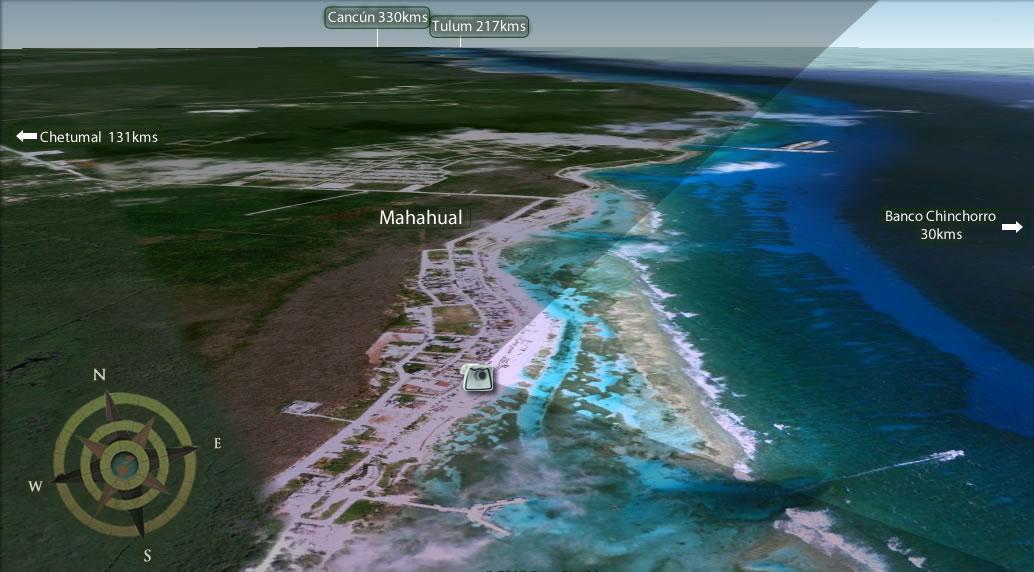 Mahahual Mahahual Quintana Roo Webcams De Mexico