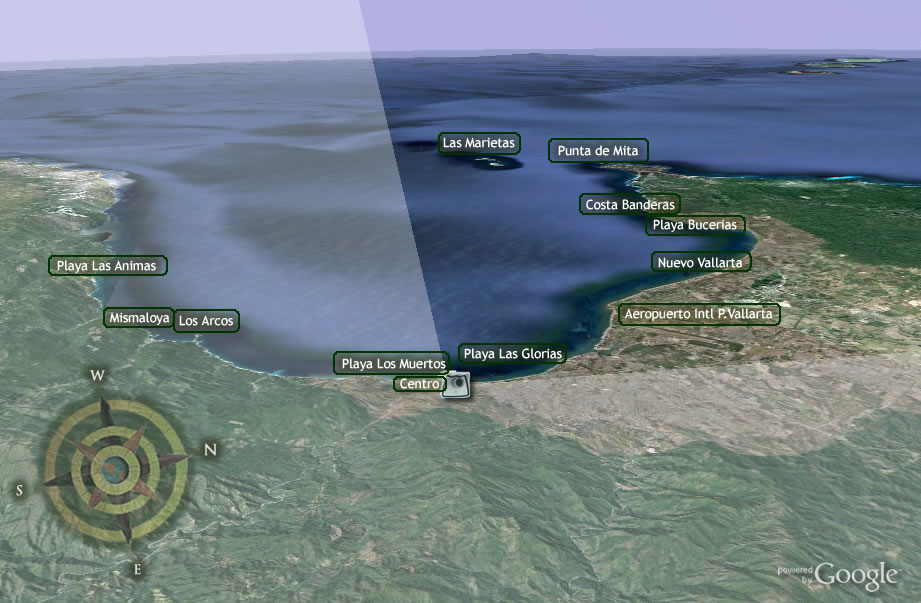 how to get to deer island mazatlan