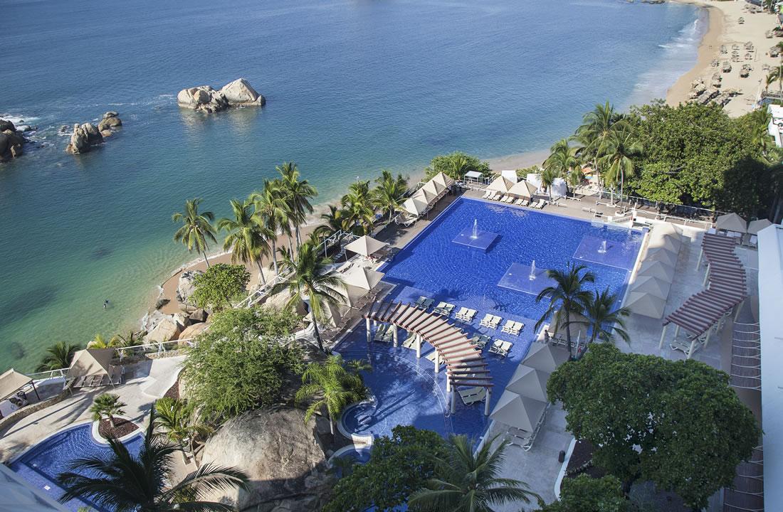 Playa Condesa De Acapulco Acapulco Guerrero Webcams De M 233 Xico