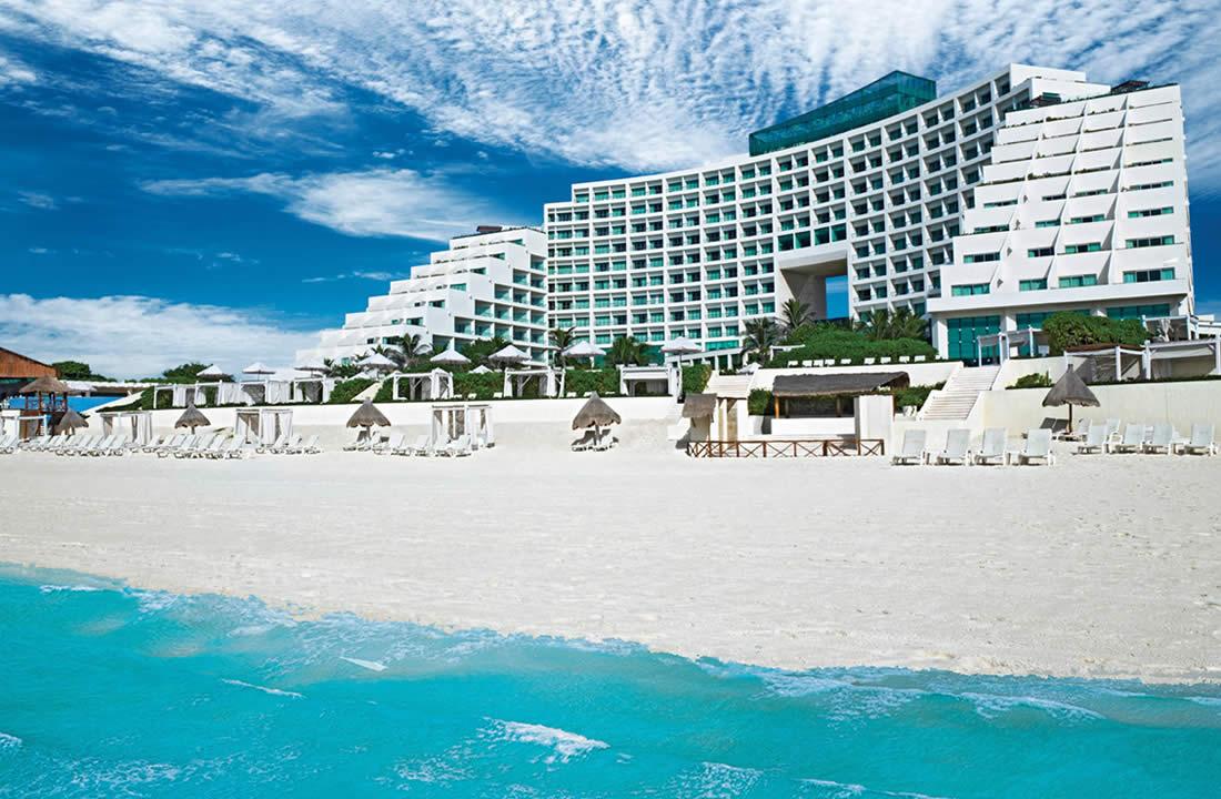 panorámica playa cancún cancún quintana roo webcams de méxico